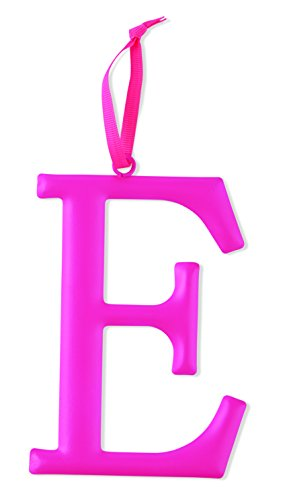 Mud Pie Metal Initial Wall Hanging, E, Large - 1