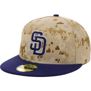 MLB San Diego Padres 2014 Memorial Day 59Fifty Cap by New Era