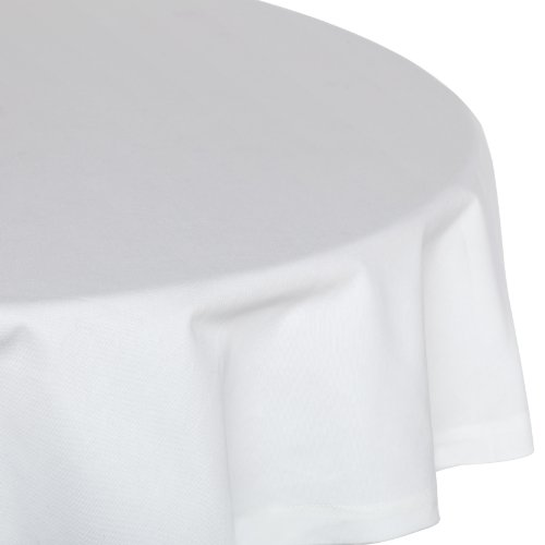 KAF Home Buffet Tablecloth in White, 70