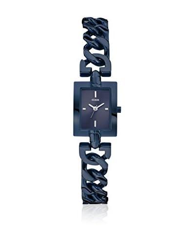 Guess Reloj de cuarzo Woman W0437L4 Azul Oscuro 24 mm