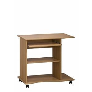 Maja 40245531 Tavolino per computer in finto legno di faggio, 800x750x500 mm   recensioni
