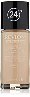 Revlon ColorStay Makeup CombinationOily Skin Nude 1 Ounce