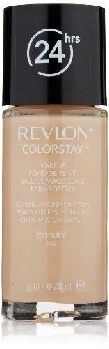 Revlon ColorStay Makeup, Combination/Oily, Nude 200, 1 Fluid Ounce