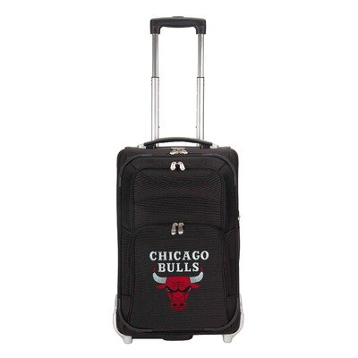 nba-chicago-bulls-denco-21-inch-carry-on-luggage-black