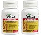 Natures Way Perika (St. Johns Wort), 60 Tablets (Pack of 2)