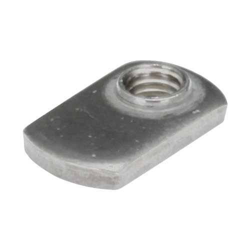 80/20 Inc 10 Series 3676 Stainless Steel Slide-In Economy T-Nut 10-32