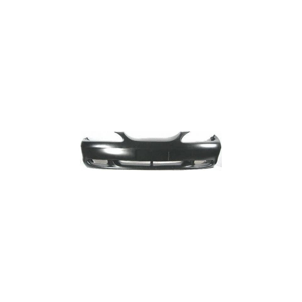 94 98 FORD MUSTANG FRONT BUMPER COVER, Primed, Base/GT Model (1994 94 1995 95 1996 96 1997 97 1998 98) C300 F4ZZ17D957A