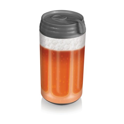 Picnic Time Insulated Micro Can Cooler, Beer Glass front-628748