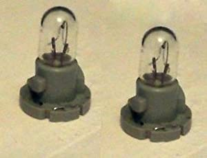 toyota corolla set of 2 bulbs heater a c. Black Bedroom Furniture Sets. Home Design Ideas