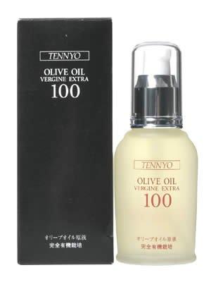 天然有機栽培 天女 オリーブオイル100%原液 バージンエクストラ100