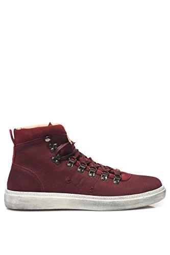 MCS - Sneakers alta da UO - Rosso 40