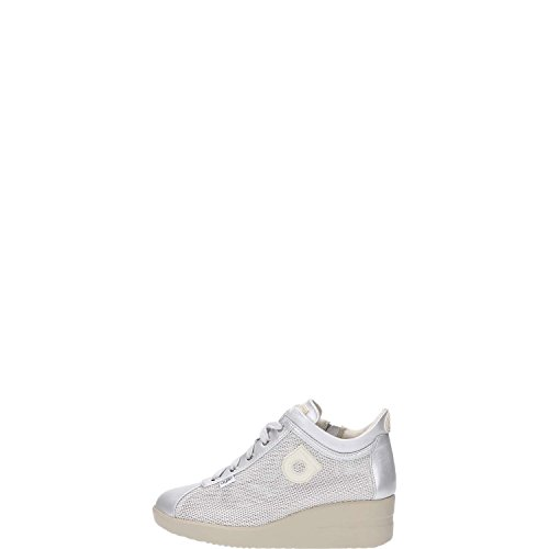 Rucoline Agile 226 NEW Sneakers Basse Donna Argento 39