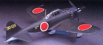 Hasegawa 1/32 A6M5c Zero Fighter Type 52 Airplane Model Kit