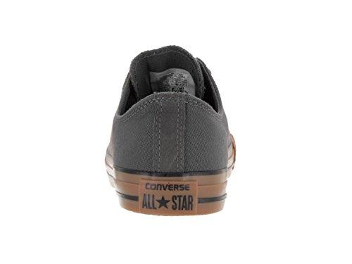 Converse Unisex Chuck Taylor Ox Thunder/Gum Basketball Shoe 8 Men US / 10 Women US