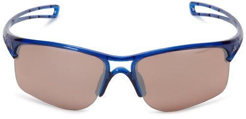 adidasadidas L a404 6057 Raylor Rectangle Sunglasses, Transparent Blue, 65mm