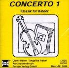 Concerto, Tl.1, 1 Audio-CD - Dieter Rehm, Angelika Rehm, Kurt Hackenbruch