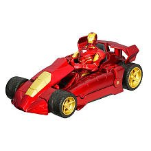 Iron Man 2 Iron Racers - Turbo Racer - 1