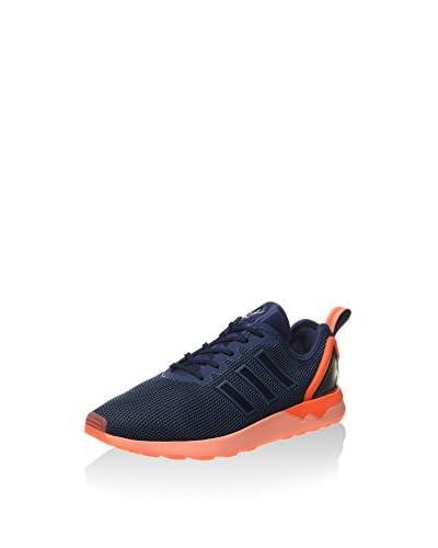 adidas Zapatillas Zx Flux Adv Azul / Naranja