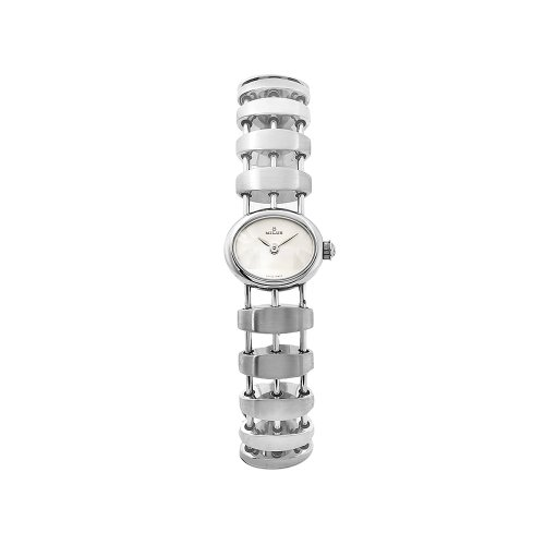 Milus Women's OPH008 Ophoia XS Quartz Crossbar Bracelet Watch
