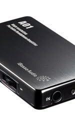 iBasso Audio High resolution ポータブルヘッドホンアンプ A01