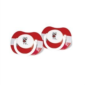 Alabama Crimson Tide Pacifier - 2 Pack, Catalog Category: Ncaa front-961763