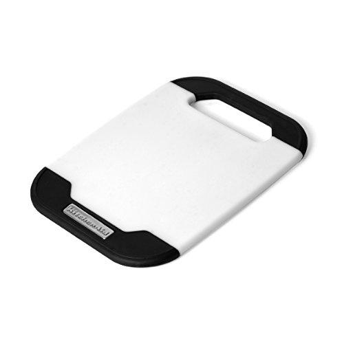 KitchenAid Non-Slip Badge Logo Cutting Board (Black, 8 x 10-Inch) (Kitchenaid Cutting Board compare prices)