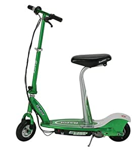 Razor E200S Seated Electric Scooter (Teal)