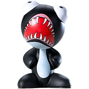 Funkeys Character - Nibble (black) - 1