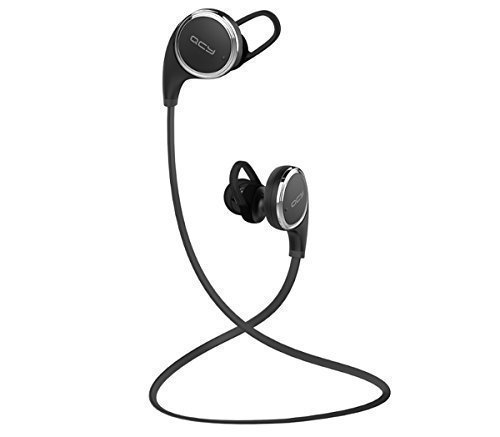 QCY-QY8-Mini-Bluetooth-41-Headphones-with-Microphone-for-iPhone-iPad-Samsung-and-Android-Smartphone-Black