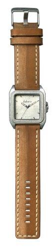 Dakota Watch Company Dakota Raw (Tan With Silver)