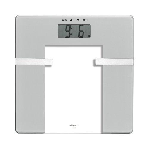 Weight Watchers Ultra Slim Glass Body Analysis Scale