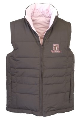 Toggi Padstow Ladies Semi Fitted Reversible Gilet