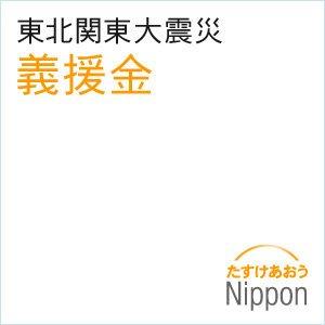 東北関東大震災 義援金(※)