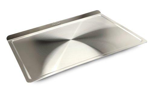 All-Clad 9003SB Ovenware 14-Inch x 17-Inch Baking Sheet Bakeware, Silver (All Clad Baking Sheet compare prices)