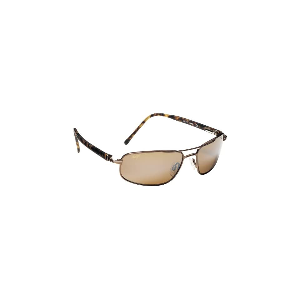 Maui Jim Kahuna 162 Sunglasses, Copper / Bronze Lens, Sunglasses
