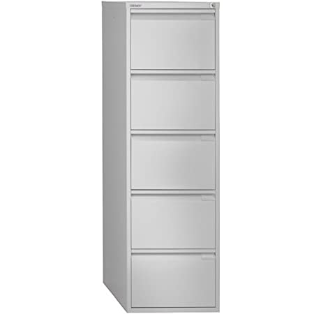 Bisley BS5E 5 151 cm Filing Drawer - Goose Grey