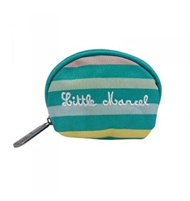 Porte monnaie little marcel noemie 244 turquoise ft chaussures et sacs - Porte monnaie little marcel ...