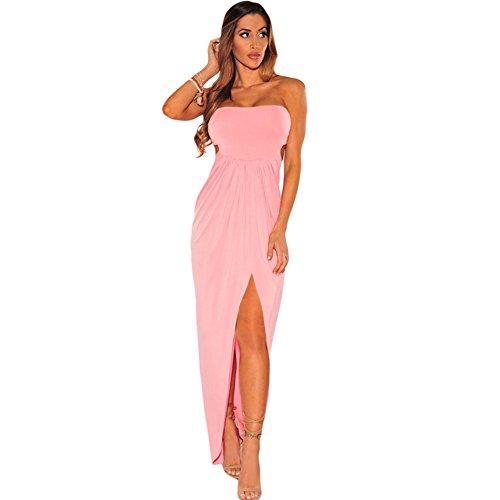 meinice-robe-special-grossesse-femme-rose-s