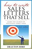 img - for How to Write Sales Letters That Sell 2nd/ed book / textbook / text book
