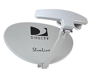 DIRECTV SL5 (SL5K4NR0-02) Ka/ku Slim Line Dish Antenna - SL5K4NR0-02