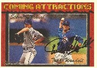Turk Wendell Iowa Cubs - Cubs Affiliate 1994 Topps Gold Coming Attractions... by Hall+of+Fame+Memorabilia