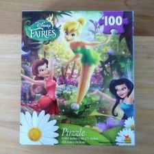 Disney Fairies 100 Piece Puzzle (Designs Vary) - 1