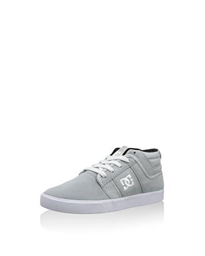 DC Sneaker [Grigio/Bianco]