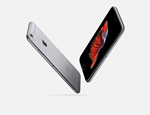 Apple iPhone 6s Plus 128GB スペースグレー 国内版SIMフリーMKUD2J/A (128GB)