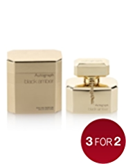 Autograph Black Amber Gold Edition Eau de Toilette 40ml