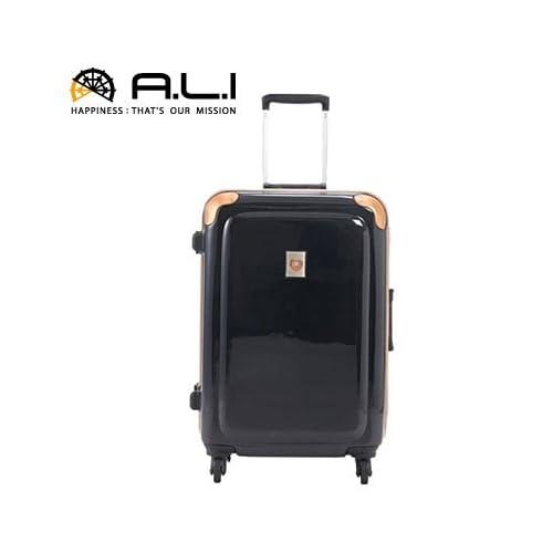 [エー・エル・アイ] A.L.I カラーフレーム ALI-1235 BK/PGD (ブラック/ピンクゴールド)