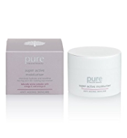 Pure Anti-Ageing Super Active Moisturiser 50ml