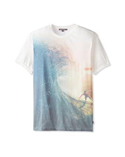 Threads 4 Thought Men's Surfer Short Sleeve Crew Neck T-Shirt