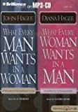 What Every Man Wants in a Woman; What Every Woman Wants in a Man (1423302850) by Hagee, John