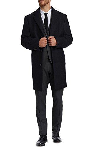 Pierre Cardin -  Cappotto  - cappotto - Uomo Antracite 58